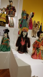 Asian puppets