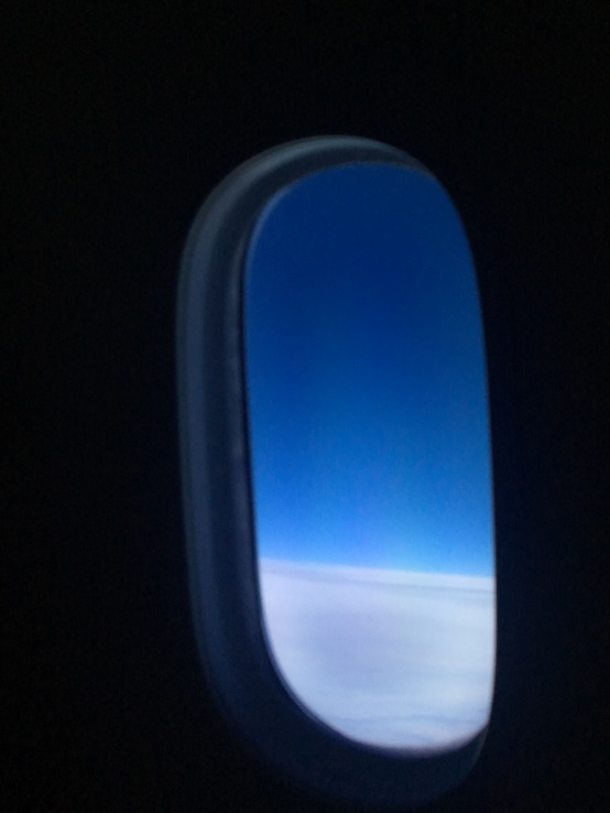 I take too many pictures of plane windows